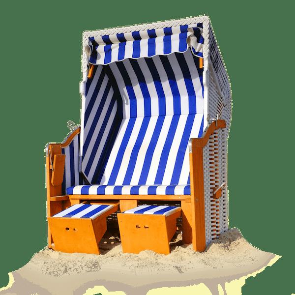 Landesverband Strandkorbvermieter - Kontakt aufnehmen